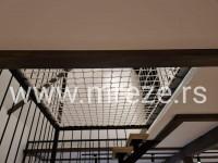 Mreze za lezanje-splavovi, plafoni, terase