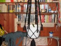 Makrame :: Ukrasni nosači za saksije 11
