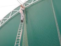 Balon montaža mreže